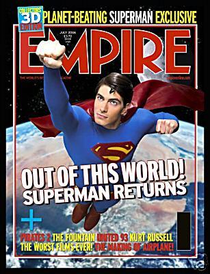 Superman-returns-empire-cover