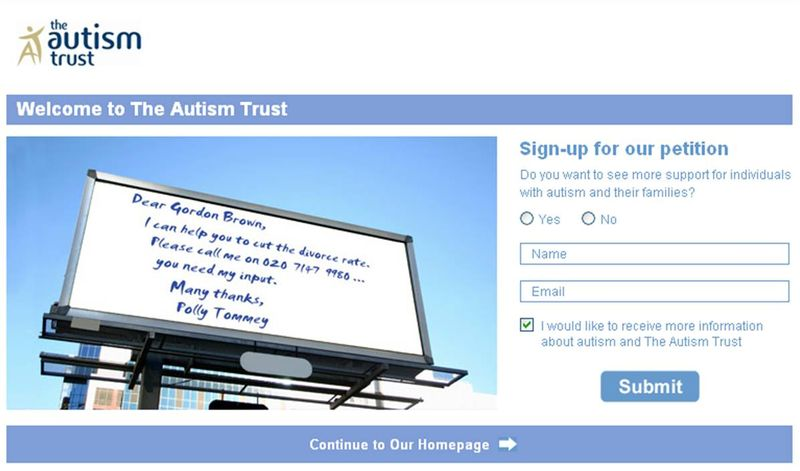 Autism_website